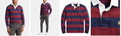 Polo Ralph Lauren Men's Classic Fit Rustic Rugby Polo Shirt